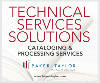 Baker and Taylor - Technical Services Solutions