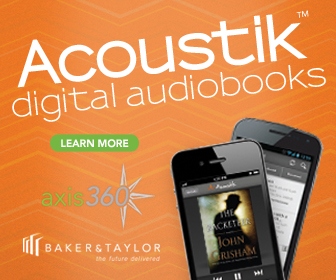 Baker & Taylor Acoustik Digital Audiobooks