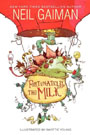 Fortunately, the Milk, by Neil Gaiman and illustrated by Skottie Young