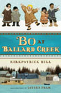Bo at Ballard Creek, by Kirkpatrick Hill
