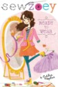Sew Zoey: Ready to Wear by Chloe Taylor, illustrated by Nancy Zhang