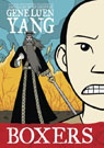 Boxers, written and illustrated by Gene Luen Yang