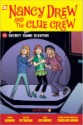Nancy Drew and the Clue Crew, v.2: Secret Sand Sleuths by Sarah Kinney and Stan Goldberg