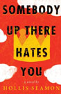 Somebody Up There Hates You, by Hollis Seamon
