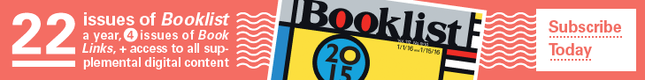 Subscribe to Booklist!