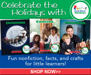 Scholastic - Celebrate the Holidays