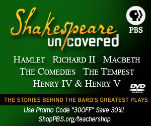 PBS - Shakespeare Uncovered