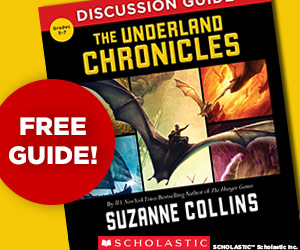 Scholastic - The Underland Chronicles