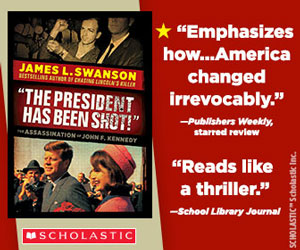 Scholastic - The President Has Been Shot
