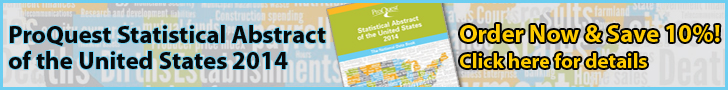 ProQuest Statistical Abstract