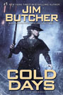 Cold Days, by Jim Butcher
