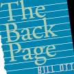 The Back Page: Brigadoon with Murder, by Bill Ott
