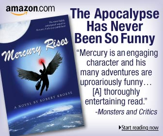 Mercury Rises - The Apocalypse Has Never Been So Funny
