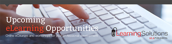 Upcoming eLearning Opportunities