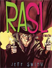 RASL, v.4: The Lost Journals of Nikola Tesla by Jeff Smith