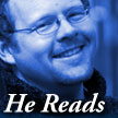 He Reads by David Wright
