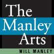 The Manley Arts: Cronkite and Carson, by Will Manley