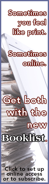Print and Online - Get Both with the New Booklist