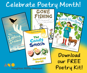 Houghton - Celebrate Poetry Month