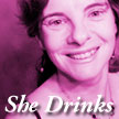 She Drinks: Women and Booze, by Kaite Mediatore Stover