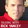 Talking With: Rick Yancey, by Daniel Kraus