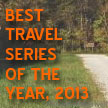 Best Travel Series of the Year: 2013, by Brad Hooper