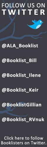 Follow Booklist on Twitter