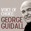 Voice of Choice: George Guidall, by Joyce Saricks