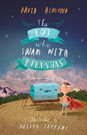 The Boy Who Swam with Piranhas, by David Almond and illustrated by Oliver Jeffers
