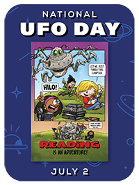National UFO Day